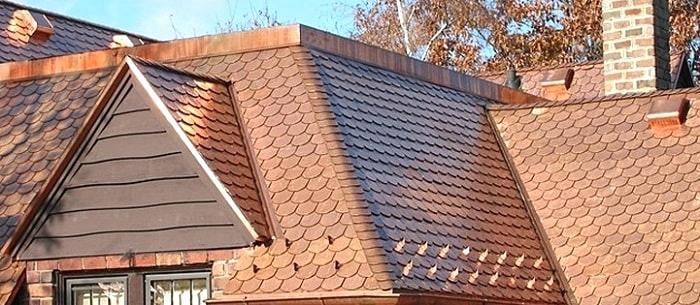 Copper Roofing Contractor North VA Maryland Wash DC